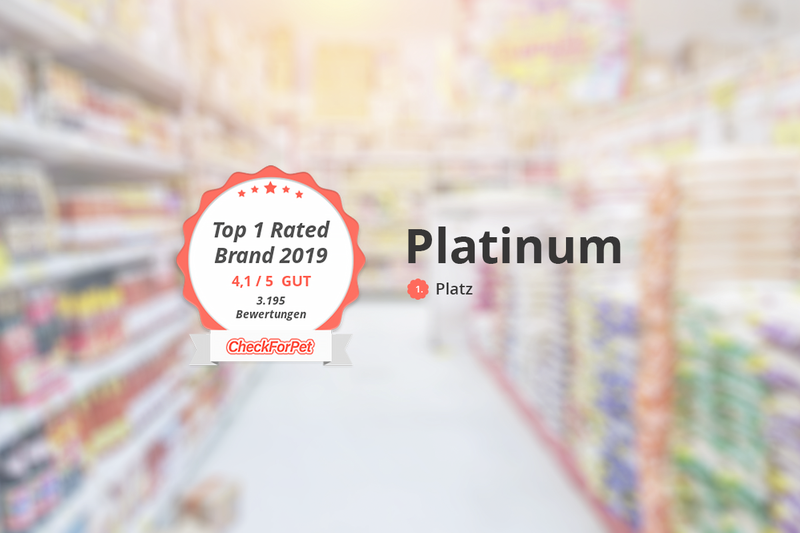 Wir sind Top 1 Rated Brand 2019