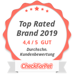 Wir sind Top Rated Brand 2019