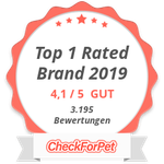 Top 1 Rated Brand 2019